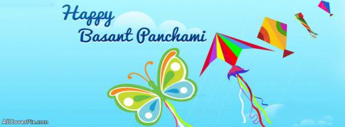 Happy Basant Panchami 2014 FB Covers -  Facebook Covers