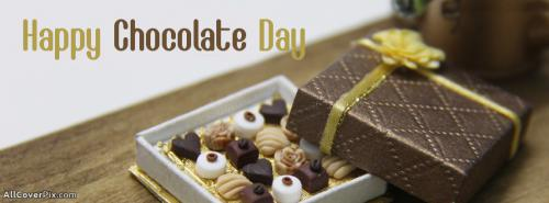 Happy Chocolate Day 2014 Facebook -  Facebook Covers