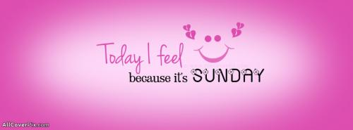 Happy Sunday Cover Photos for Facebook -  Facebook Covers