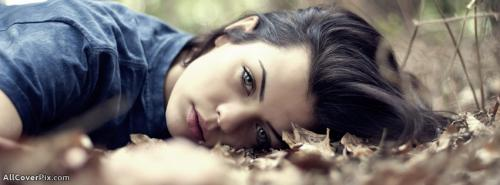 HD Sad Girl Facebook Cover Photos -  Facebook Covers