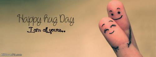 Hug Day Facebook Timeline Covers -  Facebook Covers
