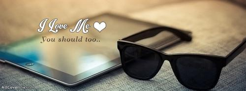 I Love Me FB Cover Photos -  Facebook Covers