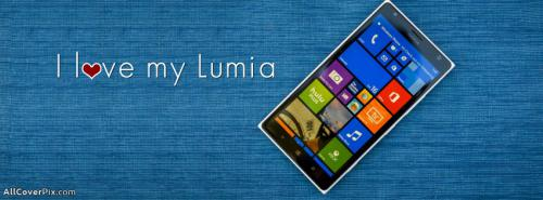 I love my NOKIA mobile fb covers -  Facebook Covers