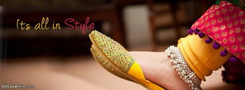 Its all in Style FB Cover Photos -  Facebook Covers