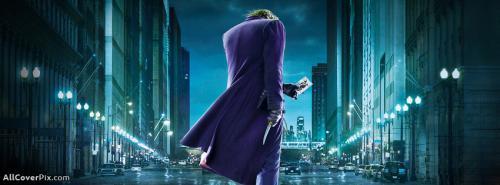 Joker by Alexand Cover Photos Facebook -  Facebook Covers