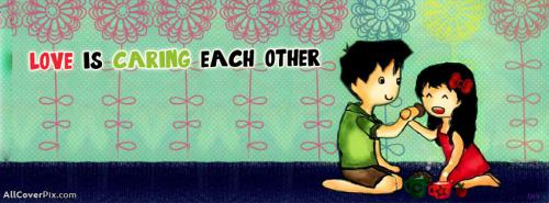 Latest Love Couple Cover Photos For Facebook -  Facebook Covers
