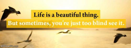 Life Quote Facebook Covers Pix -  Facebook Covers