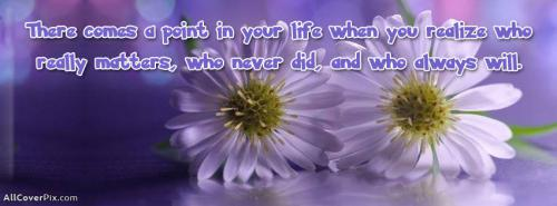 Life Quotes Photos Facebook Timeline -  Facebook Covers