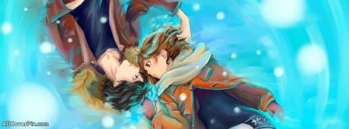 Love Anime Cover Photos Fb -  Facebook Covers