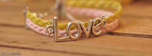 Love Bracelets Cover Photos Facebook -  Facebook Covers