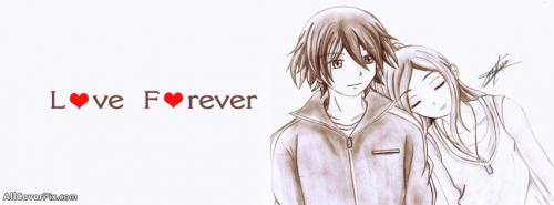Love Forever Facebook Cover Photos -  Facebook Covers