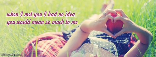Lovely Facebook Cover Photos For Couple -  Facebook Covers