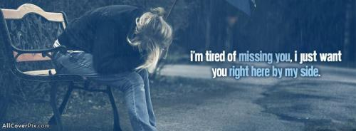Missing You Girls Fb Cover Photos -  Facebook Covers