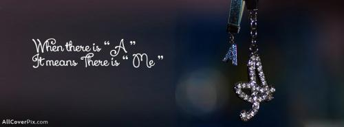 Name Alphabets Cover Photos Facebook Timeline -  Facebook Covers