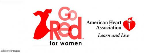 National Wear Red Day Facebook Covers -  Facebook Covers