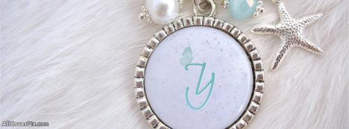 Necklace alphabet y facebook cover facebook covers thecheapjerseys Images