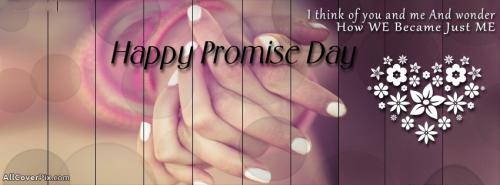 New Happy Promise Day FB Covers -  Facebook Covers