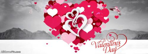 New Valentines Day Facebook Covers 2014 -  Facebook Covers