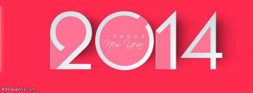 New Year 2014 Timline Covers -  Facebook Covers