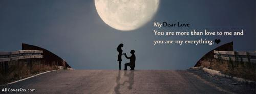 Romantic Facebook Cover Photos -  Facebook Covers