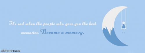 Sad Quotes Cover Photos Facebook -  Facebook Covers
