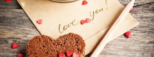 Saying Love You Facebook Cover Photo -  Facebook Covers