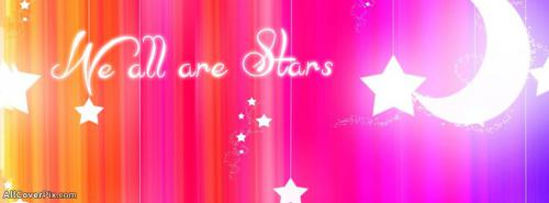 Stars Facebook Cover Photo -  Facebook Covers