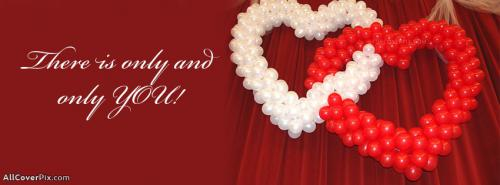There is only You Love Facebook Cover -  Facebook Covers