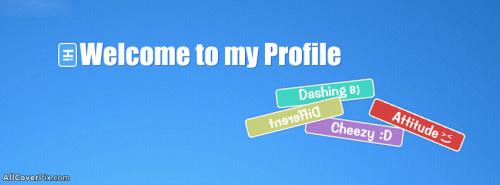 Welcome Facebook Cover Photos -  Facebook Covers