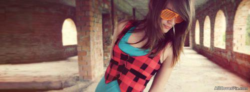 Stylish Attitude Girl Cover Photo For Facebook Timeline -  Facebook Covers