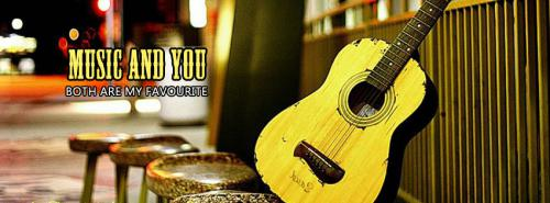You And Music Facebook Cover Photo -  Facebook Covers
